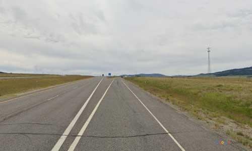 mt interstate i15 montana divide rest area southbound mile marker 108.6