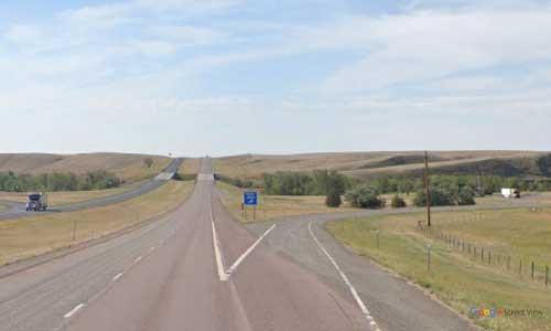 mt interstate i15 montana teton river rest area southbound mile marker 318