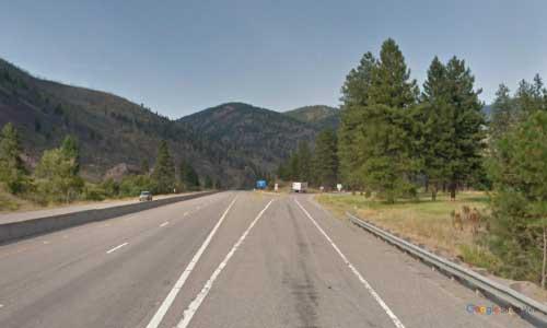 mt interstate i90 montana alberton rest area eastbound mile marker 72