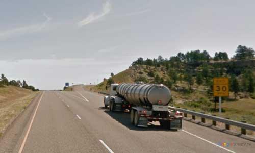 mt interstate i94 montana custer rest area eastbound mile marker 41