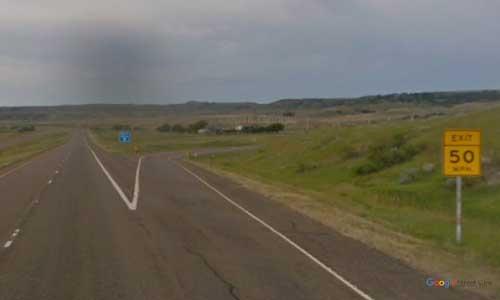 mt interstate i94 montana hathaway rest area eastbound mile marker 113