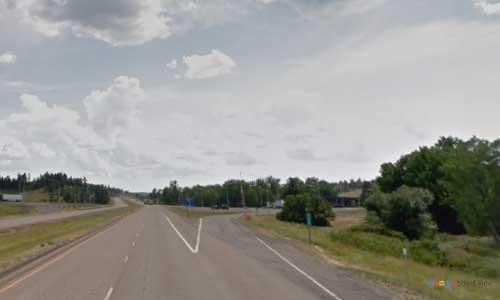 mt interstate i94 montana hysham rest area westbound mile marker 64