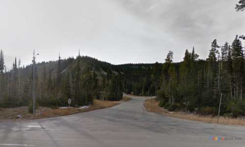 mt us route us89 montana lost trails pass rest area bidirectional mile marker 0